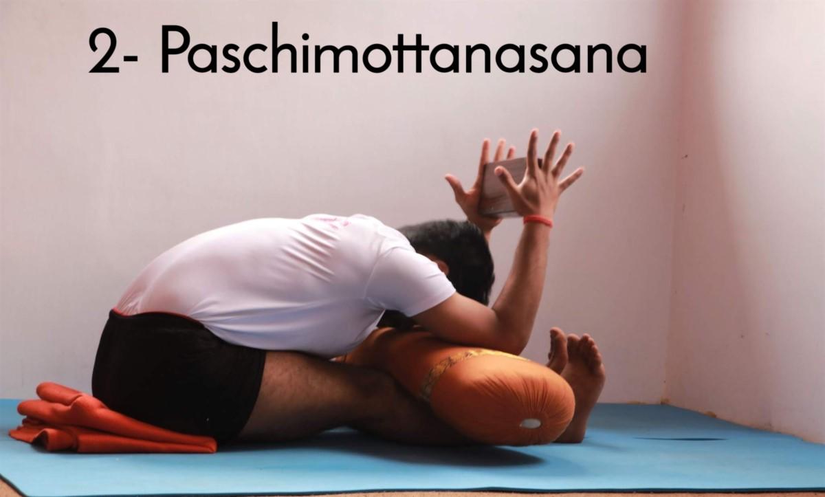 paschimottan-asana